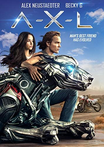 A X L Dvd Cover 500269 Movie Insider Dvd Amazon Movies Movies