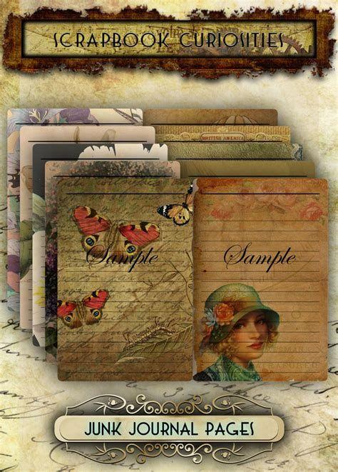 Free Junk Journal Vintage Printables Vintage Printables Vintage Junk Journal Free Vintage Printables