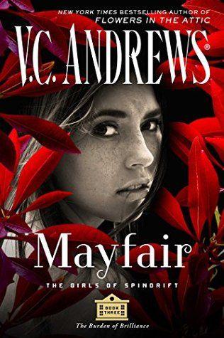 Mayfair Girls Of Spindrift 3 By V C Andrews Pocket Books Bookreview With Images V C Andrews Pocket Books Carry On Book
