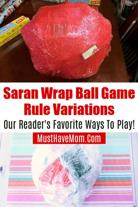 Saran wrap ball game rules and variations! Different ways to play this favorite Christmas game. Saran wrap ball game rules and variations! Different ways to play this favorite Christmas game. Fun Christmas Party Games, Christmas Games For Adults, Xmas Games, Holiday Games, Christmas Activities, Christmas Traditions, Holiday Fun, Xmas Party, Party Fun