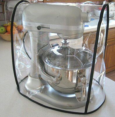 Clear Mixer Cover Fits Kitchenaid Bowl Lift Black Trim 5 6 Qt In 2020 Mixer Cover Kitchen Aid Mixer Kitchen Aid