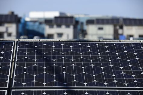 Rooftops Empty Lots Offer Japan Space For Solar Panels Solar Solar Energy Diy Solar Panels