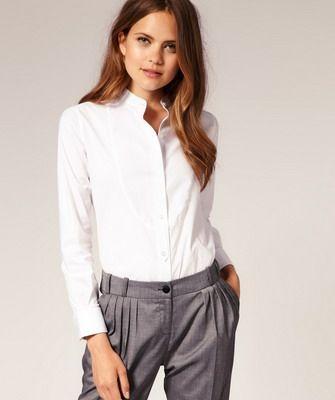 d793e6be498 Рубашки женские 2016  в клетку и джинсовые - на фото модные модели на лето