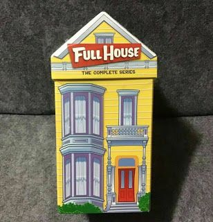 Full House The Complete Series Collection Dvd Full House Full House Dvd Full House Complete Series