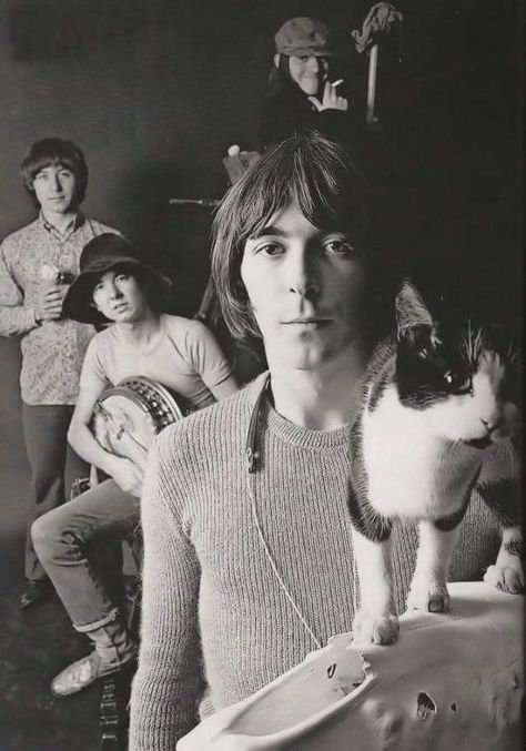 Small Faces was founded in 1965 by Steve Marriott, Ronnie Lane, Kenny Jones, and Jimmy Winston although  by 1966 Winston was replaced by Ian McLagan as the band's keyboardist......