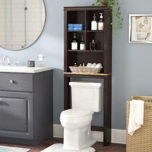 Andover Mills Fun Flight 23 63 W X 31 1 H Cabinet Wayfair Toilet Storage Bathroom Design Bathroom Furniture