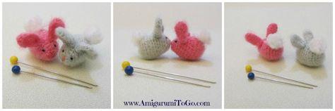 miniature bunny pattern coming soon ~ Amigurumi To Go