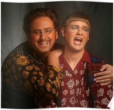 tim and eric news Posters