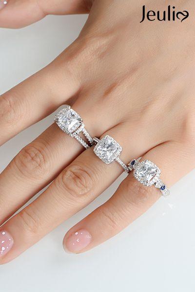 Pin On Jeulia Engagement Rings