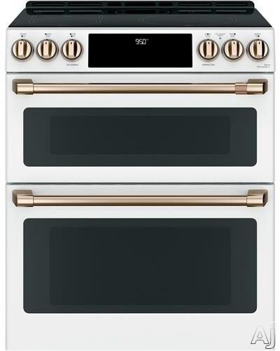 Cafe Chs950p3md1 Double Oven Electric Range Electric Double