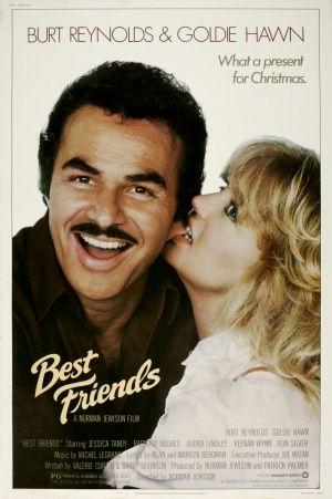 Best Friends 1982 Moviemeter Nl Best Friends Movie Burt Reynolds Goldie Hawn
