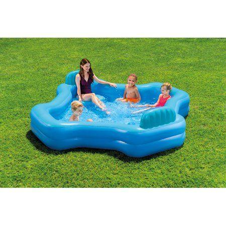 Toys Family Lounge Pool Pool Lounge Inflatable Lounge Pool