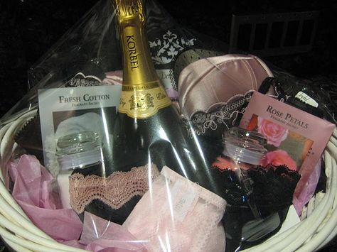 Bachelorette Party Sexy Gift Basket