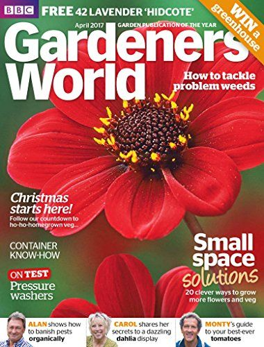 Back Issues Of Gardeners World Magazine