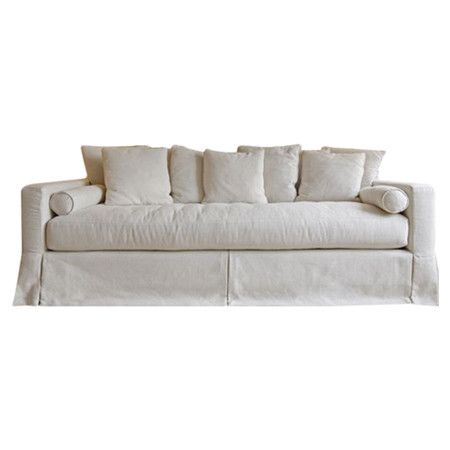 White Leather Sofa Found it at Wayfair Haley Sofahttp wayfair daily sales p Earthen Appeal Haley Sofa EQL E html refid udSBP lLB RROAGTKdMpVLv u