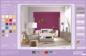 Farbdesigner Von Schoner Wohnen So Funktioniert Er Mit Bildern Wohnen