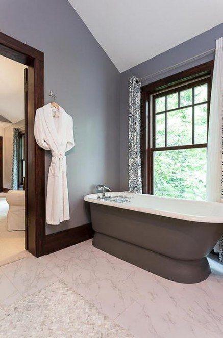 Best Dark Wood Trim Bathroom Floors 20 Ideas Bathroom Wood Dark Wood Trim Painting Wood Trim Wood Trim