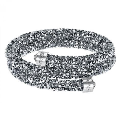 d7d149f0f80 Swarovski Crystaldust Grey Crystal Bangle