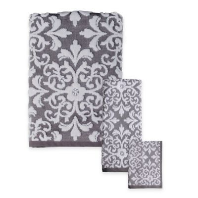 Buy Benito Jacquard Hand Towel From Bed Bath Beyond Towel