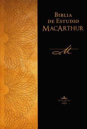 Rvr 1960 Biblia De Estudio Macarthur Rvr 1960 Macarthur Study