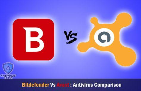 Avast vs Bitdefender