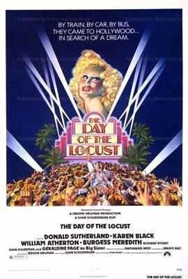 Day of the Locust - Original Movie Poster - English