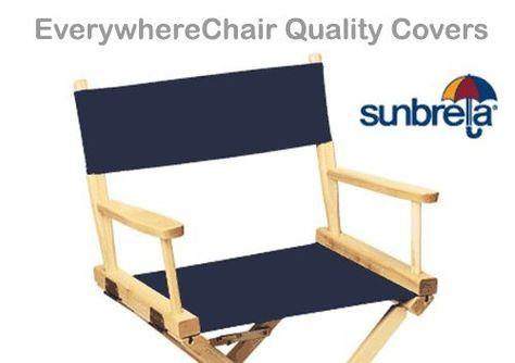 Awesome Sunbrella Directors Chair Replacement Bestseller Machost Co Dining Chair Design Ideas Machostcouk