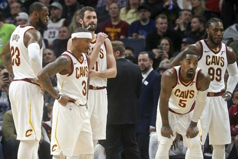 Cavs Players 2018 >> Cavs Front Office Mistakes Pushing Lebron And Co To