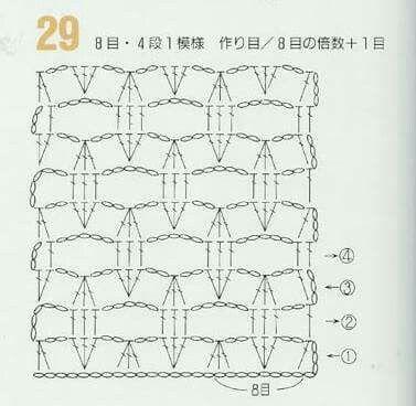 309 besten Crochet patterns Bilder auf Pinterest   Häkelmaschen ...