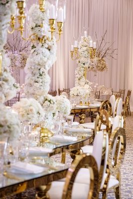 Luxe Wedding Of Nfl Player Tahir Whitehead At Elegant Castle Venue Inside Weddings Wedding Inside Luxe Wedding Wedding
