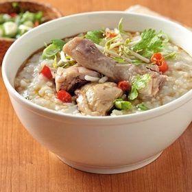 Resep Membuat Bubur Ayam Klasik Original Yang Enak Dan Lengkap Resep Resep Ayam Resep Makanan