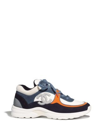 chanel sneakers saks