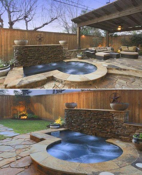 It\'s a spa... It\'s a pool... it\'s a \