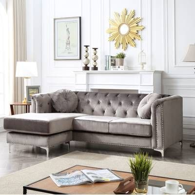 Neysa Sectional Sectional Sofa Couch Living Room Sectional