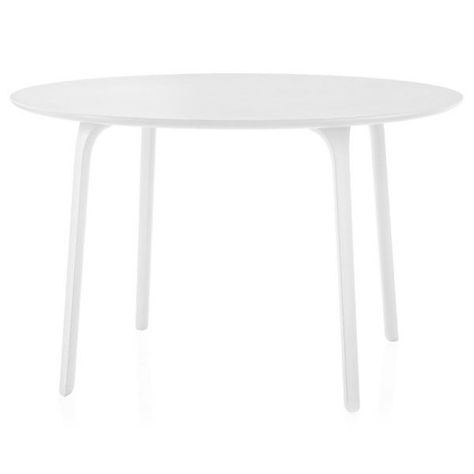 Tafel Rond 120.Table First Tafel Rond 120 Magis Interieur Moderne