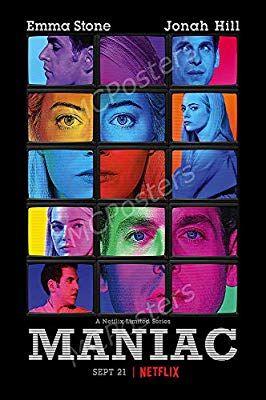 "White Boy Rick Film Decor Movie Print Poster 18x12 36x24 40x27/"""