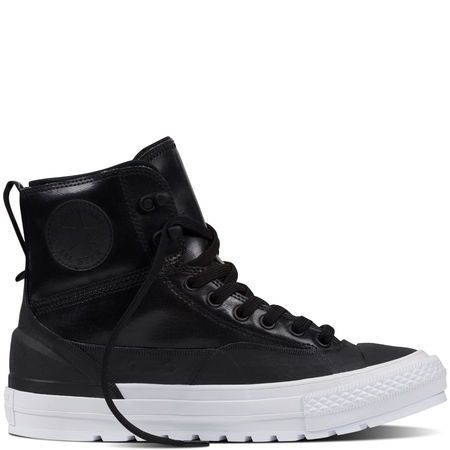 e229fd6068fa SneakerBoot Chuck Taylor All Star Tekoa Couleur  Black White Reflective    Style  153661C
