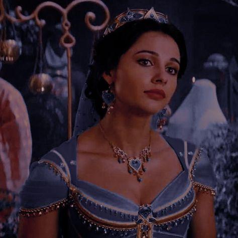 Princess Jasmine Icon