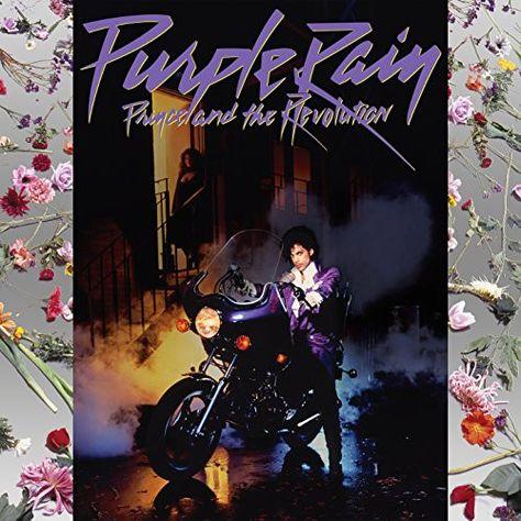 Purple Rain Remastered 180 Gram Vinyl Prince Lp Prince Album Cover Music Albums Prince Purple Rain
