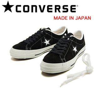 CONVERSE ONE STAR J SUEDE コンバース ワン