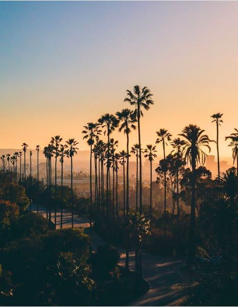 Xodebbiebong Travel Inspiration Scenery Los Angeles Travel Inspiration