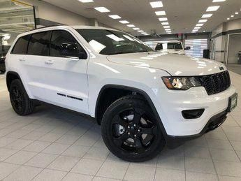 2019 Bright White Clearcoat Jeep Grand Cherokee Upland 4 Door Regular Unleaded V 6 3 6 L 220 Engine 4x4 Beadedjewel White Jeep Custom Jeep Jeep Grand Cherokee