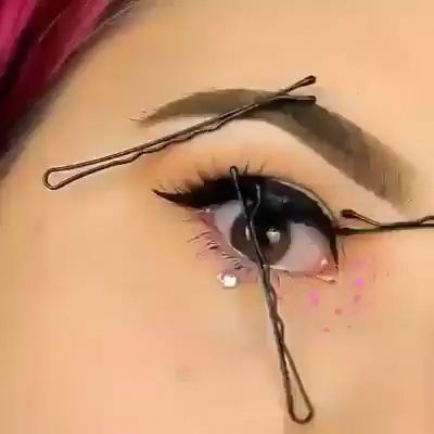 #Eyebrow #Makeup #Lipstick