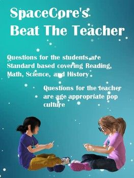 Trivia Game | BEAT THE TEACHER | 1st Grade Edition | TPT Classroom