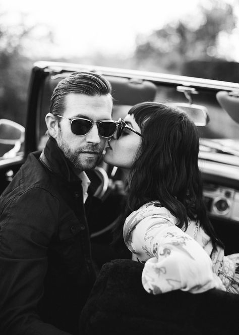 Sophia Amoruso and her love, Joel captured by Samm Blake