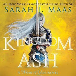Kingdom Of Ash By Sarah J Maas Audiobook Audio Books Sarah J