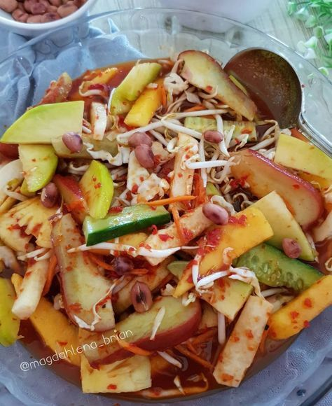 Resep Asinan Sayur C Instagram Di 2020 Resep Masakan Makanan Dan Minuman Masakan