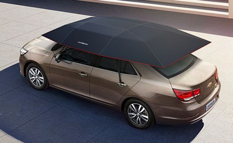 車に簡易ガレージ カーポートを作ろう カーポート 車 テント テント