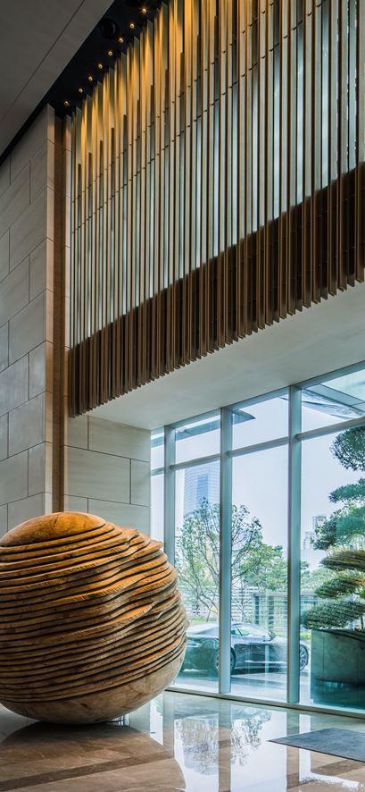 Shenzhen Marriott Hotel Nanshan - Picture gallery Lu xu ry