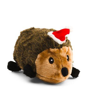 Hedgehog Dog Toy Dog Toys Toys Dogs